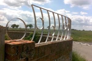 Contemporary Metal Railings